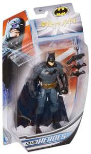 "Amazon: Figura de acción Batman Total Heroes 6"" a $79.09"