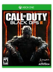 Amazon MX : Call of Duty: Black Ops III $131, Forza 6 $99, Rise  Tomb Raíder $122 y más para Xbox One