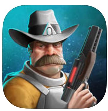App Store: Juego de Space Marshals Gratis tiempo limitado. Precio real 5 dólares
