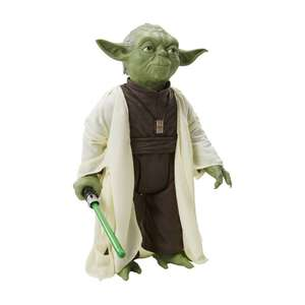 Walmart en línea: Yoda 18 pulgadas a $299