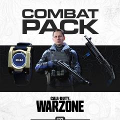 PS Store: Call of Duty: Warzone - Paquete de Combate Gratis con Plus