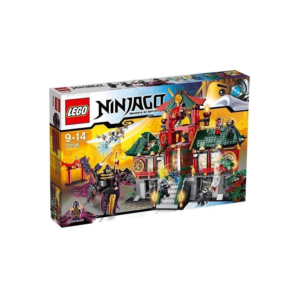 Walmart en línea: Lego: Batalla Ninjago a $999