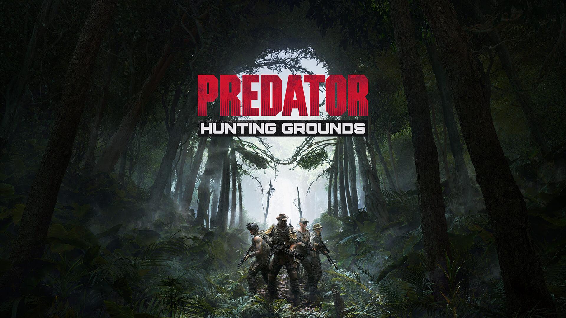 Epic Games y PSN Store: Predator Hunting Grounds. Fin de semana gratis.
