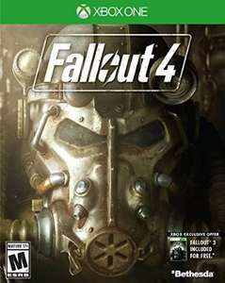 Amazon: Fallout 4 para Xbox One a $599