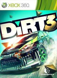 Xbox 360 Gold: Pase VIP Dirt 3 Gratis para Usuarios Gold