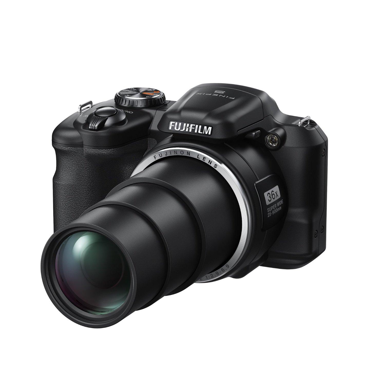 Amazon: Cámara Digital Fujifilm S8600 FinePix negra a $1,999 o $1,700 con Saldazo