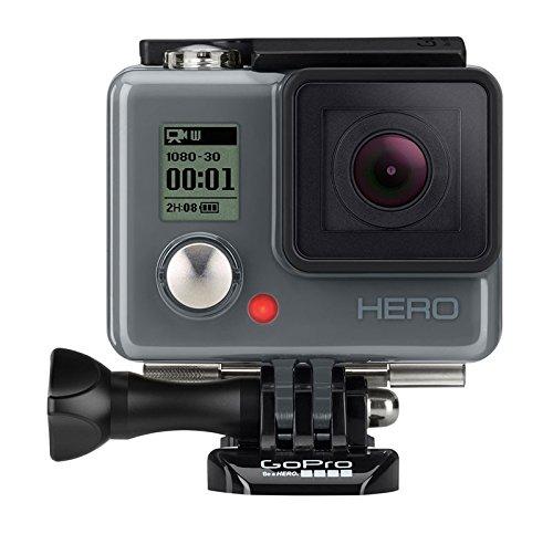 Amazon México: GoPro Hero a $1650 + Envío Gratis, vendida por tercero
