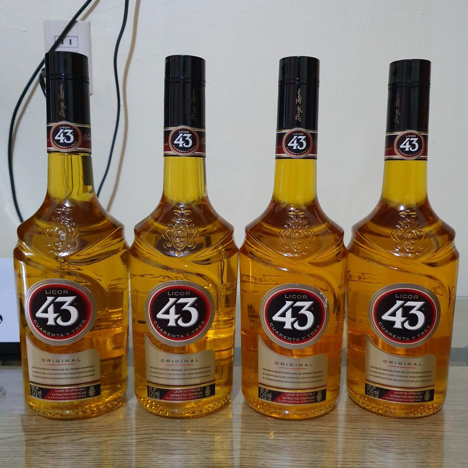 Soriana: Licor 43