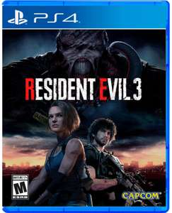 Beta Abierta Resident Evil 3 PS4, Xbox One y PC