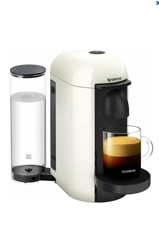 nespresso: Descuento en maquinas de cafe NESCAFE VERTUO
