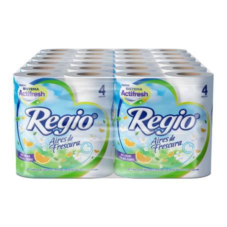 Sam's Club 48 rollos de papel higiénico Regio