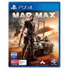 Amazon: Mad Max $399 y Mortal Kombat $449 X PS4 (a menos con cupón)