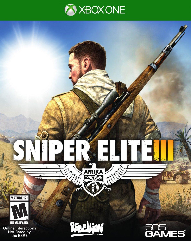 Amazon: Sniper Elite III para Xbox One Standard Edition a $199 o menos con cupón