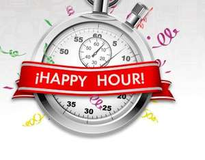 Happy Hour en Linio hasta las 9 pm
