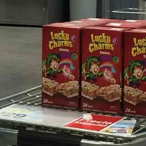 Sam's Club: Lucky charms treats a $29