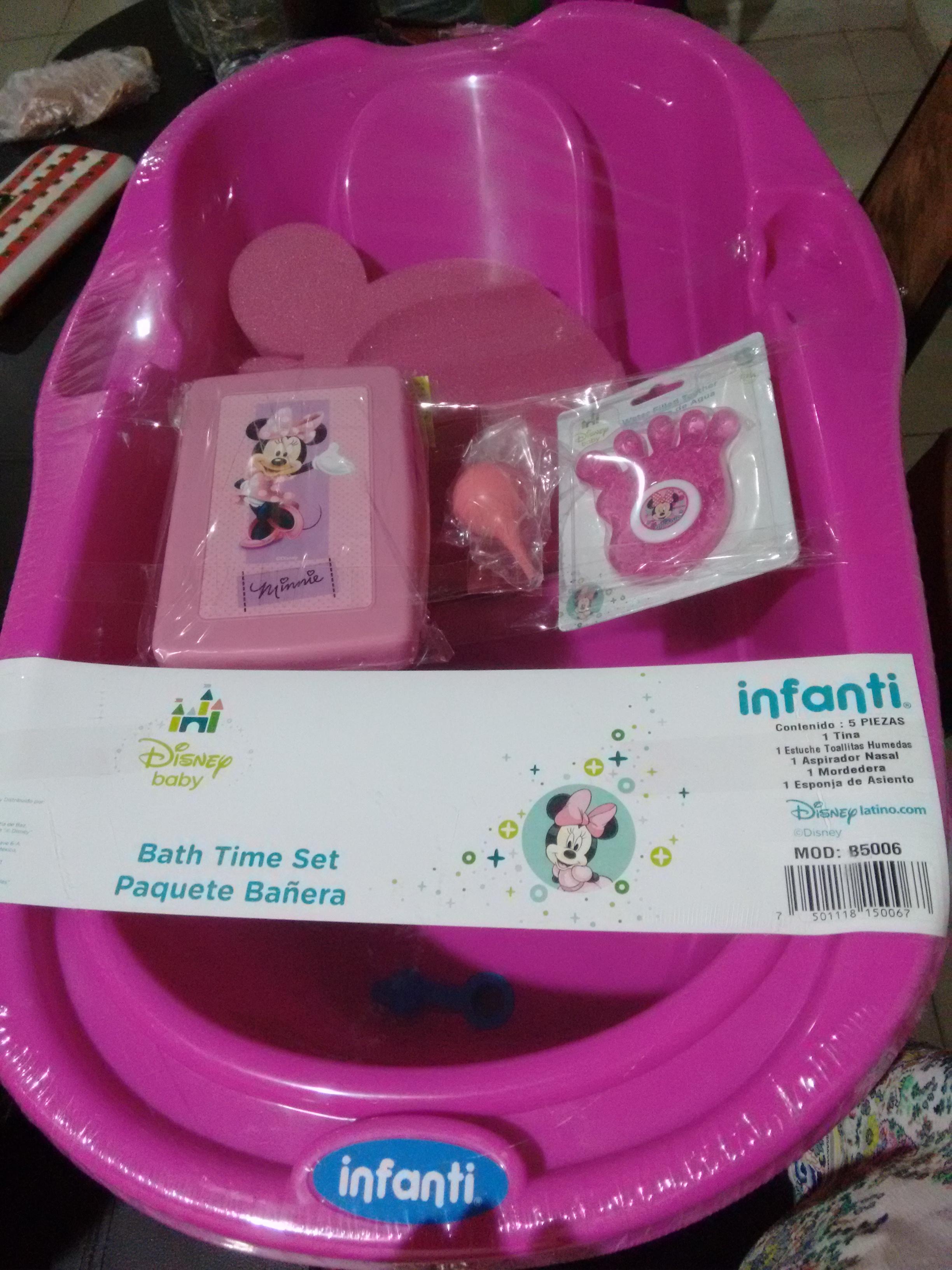 Walmart: Paquete de bañera Infanti a $198