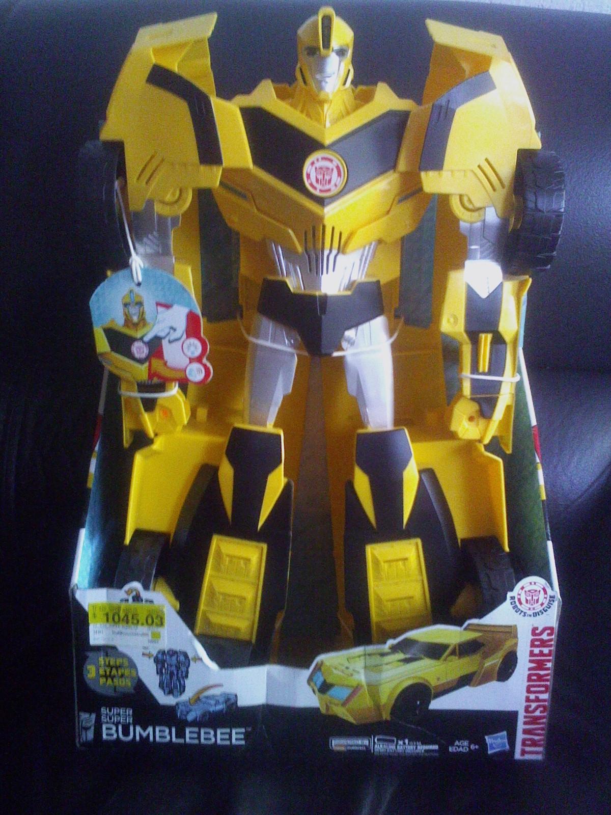 Walmart: Transformer MEGA Bumblebee  a $241.03