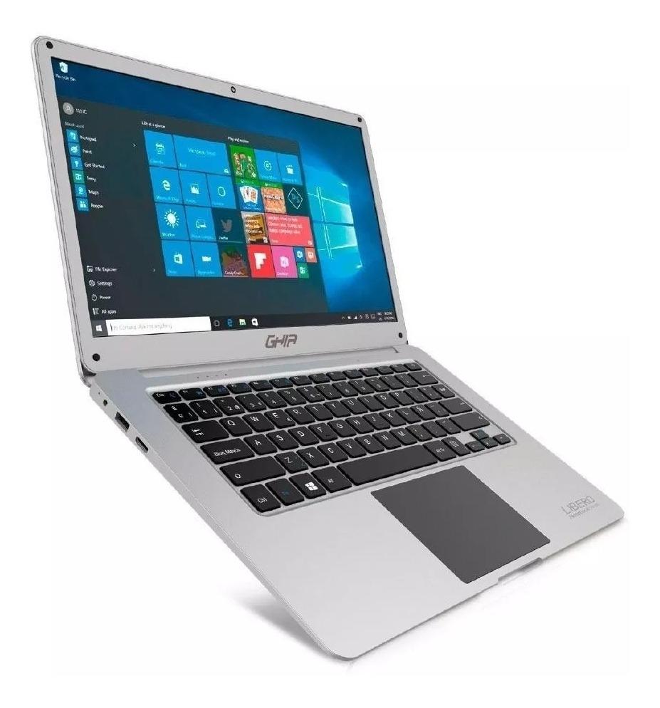 """Famsa: Laptop Ghia Libero 14.1"""" , 4Gb, 64 Gb, Celeron N 3350 4000"""
