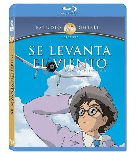 Amazon: Varias peliculas de Studio Ghibli en Oferta