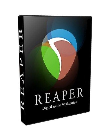 REAPER (Producción de Audio) Licencia Gratuita