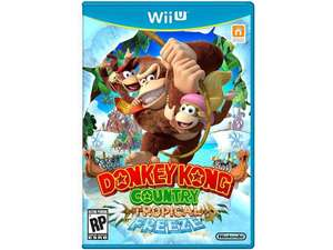 Liverpool en línea: Donkey Kong Country Tropical Freeze para Wii U a $424