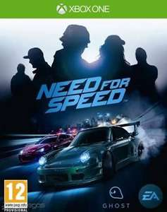 Amazon: Need for Speed para Xbox One a $399