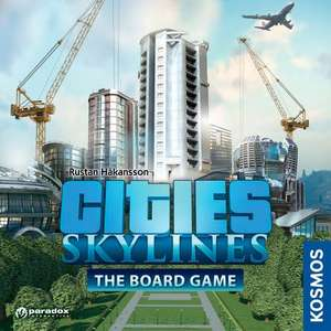 Steam: Cities Skylines Juega Gratis del 26-29 de Marzo