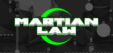 Steam: Martian Law (Gratis del 27 de marzo al 10 de abril)