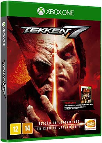 Xbox One: Juega Gratis Tekken 7 y Risk of Rain 2 Con Gold