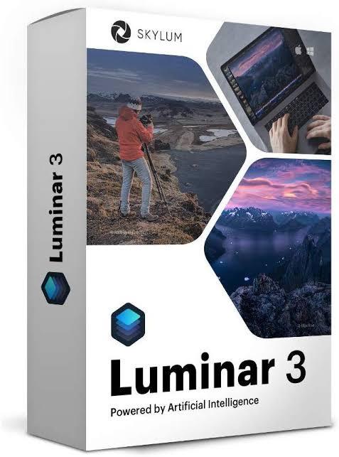 Luminar 3 Edición de Fotos Gratis Mac y PC