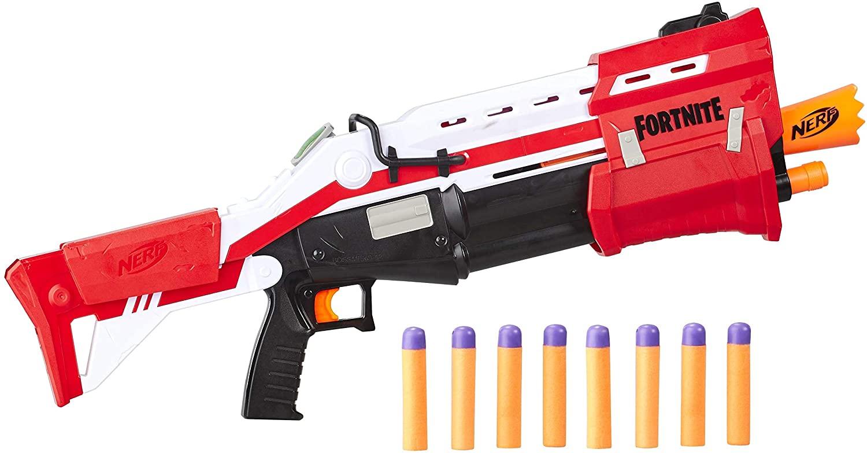 Amazon Pistola Nerf Fortnite