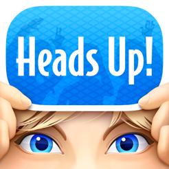 App Store: Heads Up! GRATIS para iPhone y iPad por tiempo limitado