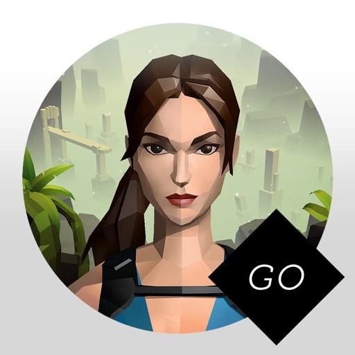 iTunes App Store: Lara Croft GO