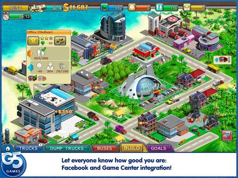 App Store: Virtual City 2 Paradise Resort HD Gratis Precio real 7 dólares