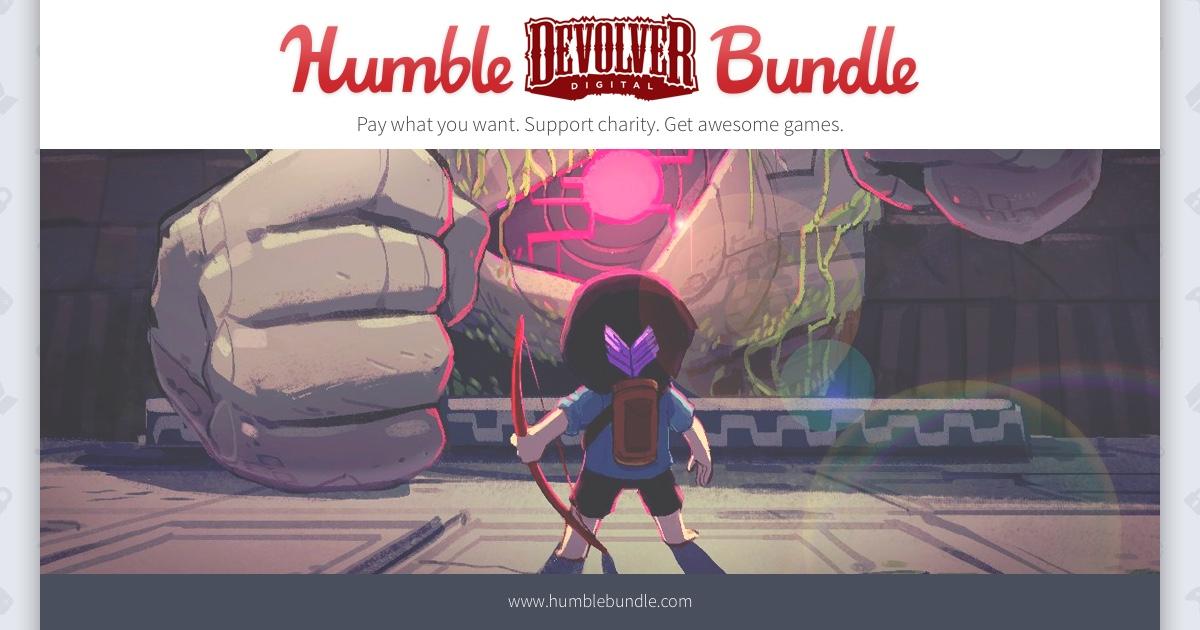 Humble Bundle: Devolver Bundle