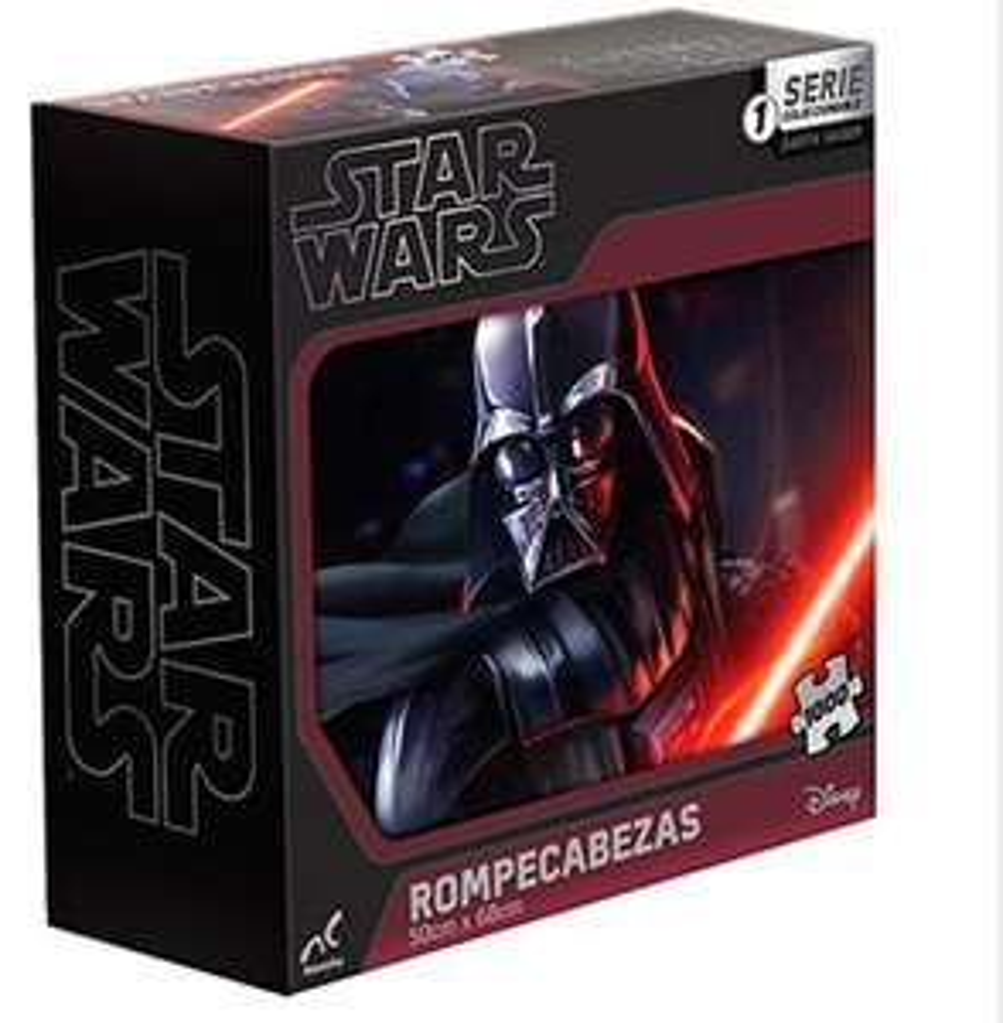 Sears: Rompecabezas Star Wars 1000 piezas