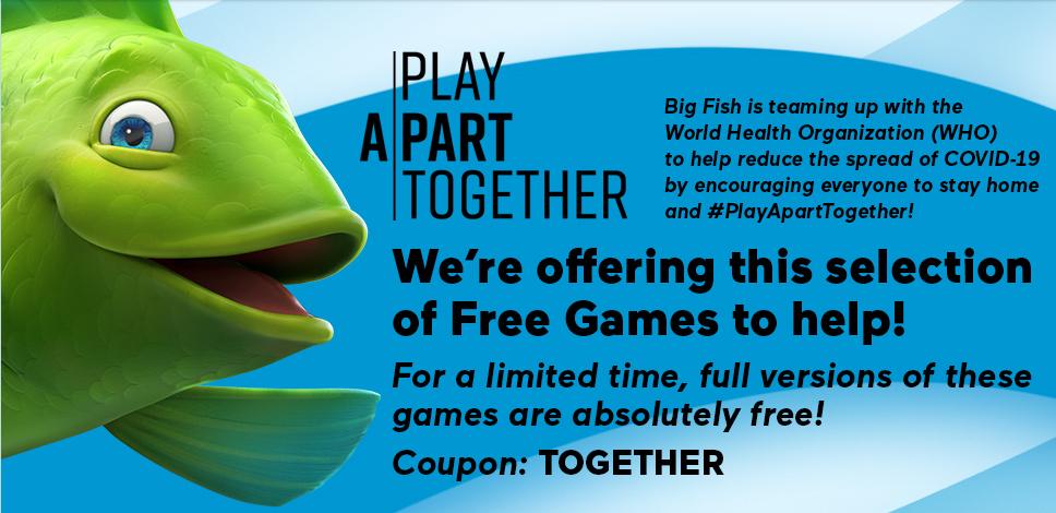 Juegos GRATUITOS de Big Fish Games