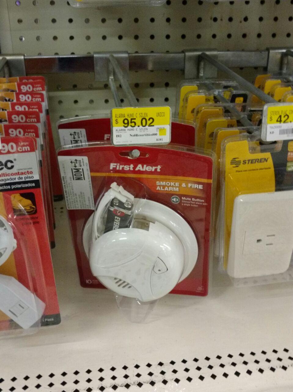 Walmart Miguel Ángel de Quevedo: batería para niños, guitarras eléctricas, alarma contra fuego y más