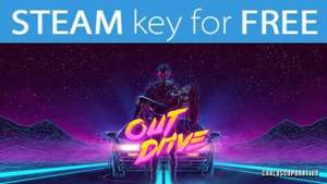 FreeGamesInfo: Steam Key de Out Drive Gratis