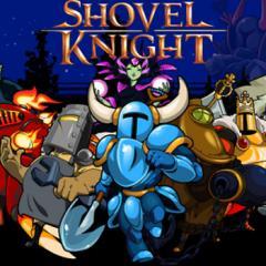 Soundtrack Original de SHOVEL KNIGHT en FLAC y MP3 como cortesía de Jake Kaufman.