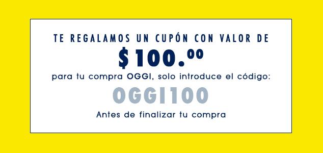 Gaudena: cupón de $100 para compras de $350 en productos de la marca OGGI