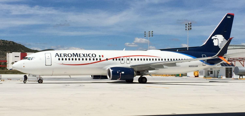 Aeroméxico: internet gratis (vuelos seleccionados)
