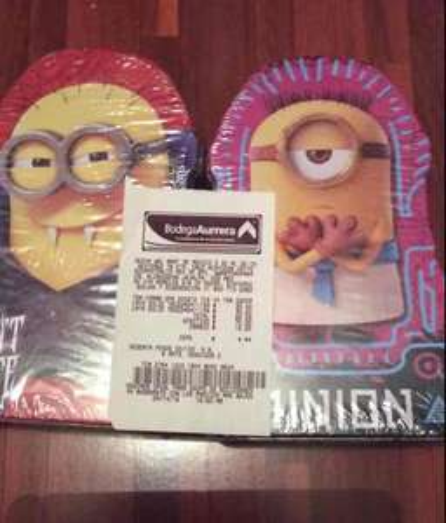 Bodega Aurrerá: lata con dulces de los Minions a $30