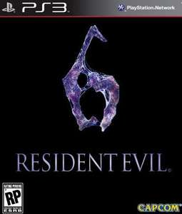 Resident Evil 6 a $599 y Assassin's Creed 3 a $699
