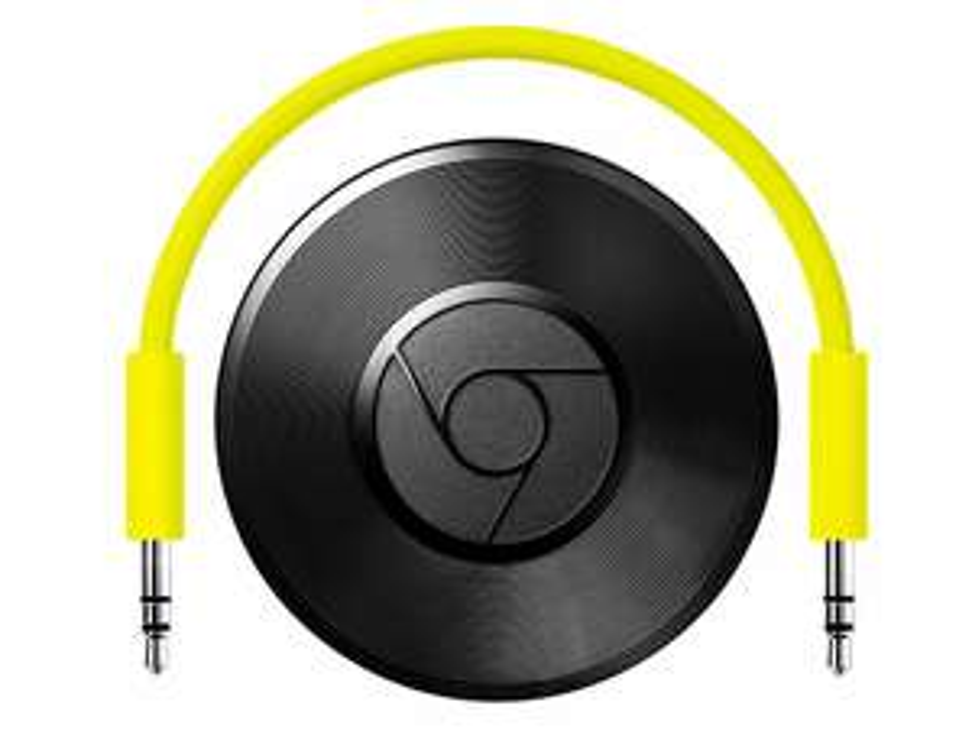 Liverpool en línea: Chromecast Audio a $629