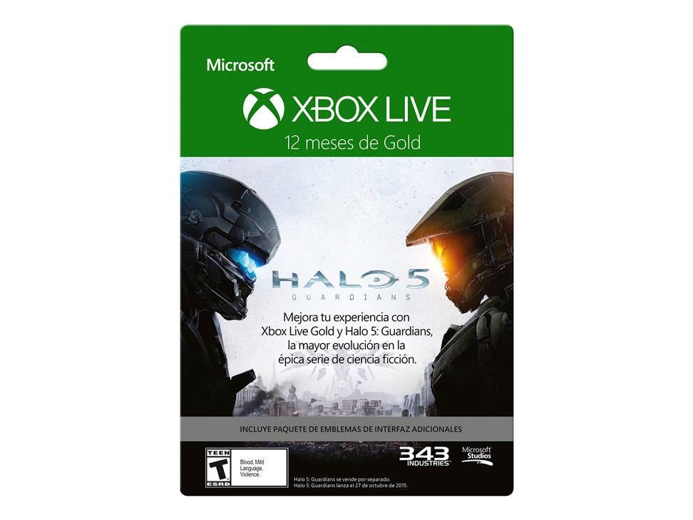 Liverpool: Membresia Xbox live 12 meses $639 Pantalla Hisense 40 pulgadas $5179 y más