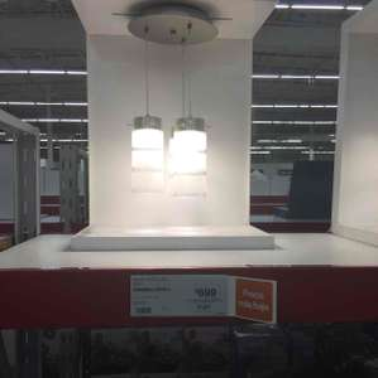 Sam's Club Chetumal: lámparas pendante LED a $699