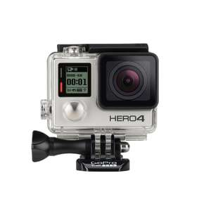 Amazon: cámara GoPro Hero 4 Silver $6,306 y Session $3,586 con saldazo
