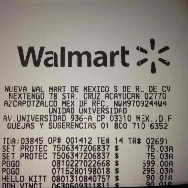 Walmart Universidad: avión de Hello Kitty en $90.01 y más