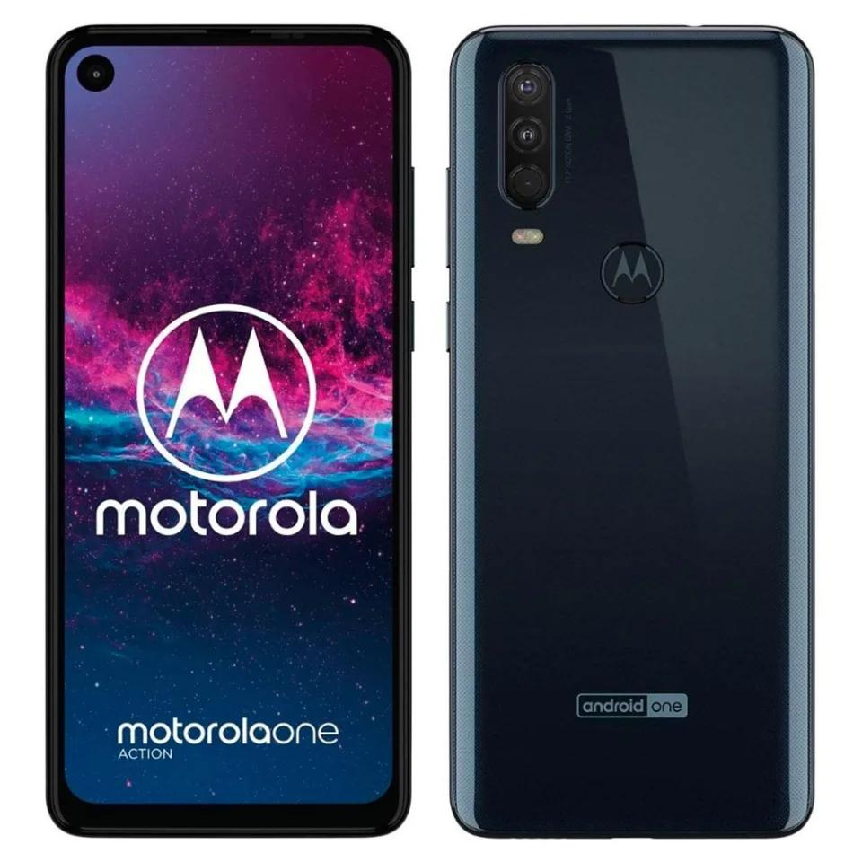 Walmart Motorola one action